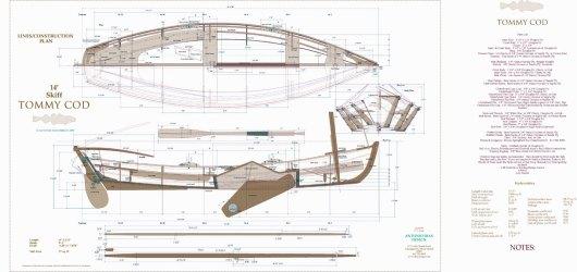 Dory Boat Plans PDF Plans DIY Boat Australia UK USA