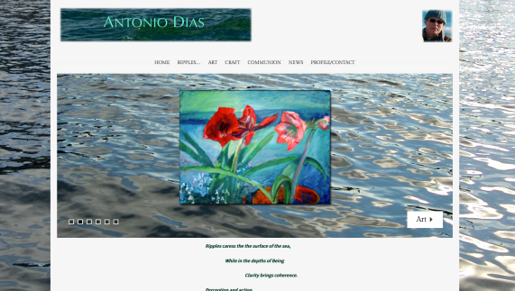 Antonio-dias.com screenshot