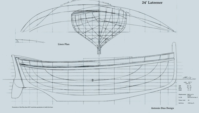 24'-Lateener-Lines