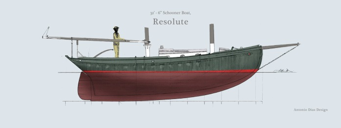 32-5-schooner-boat-profile
