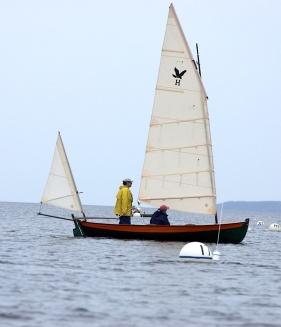 Beam to under sail