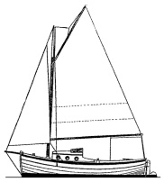 Providence River Sloop