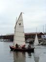 Ran Tan sails raised!