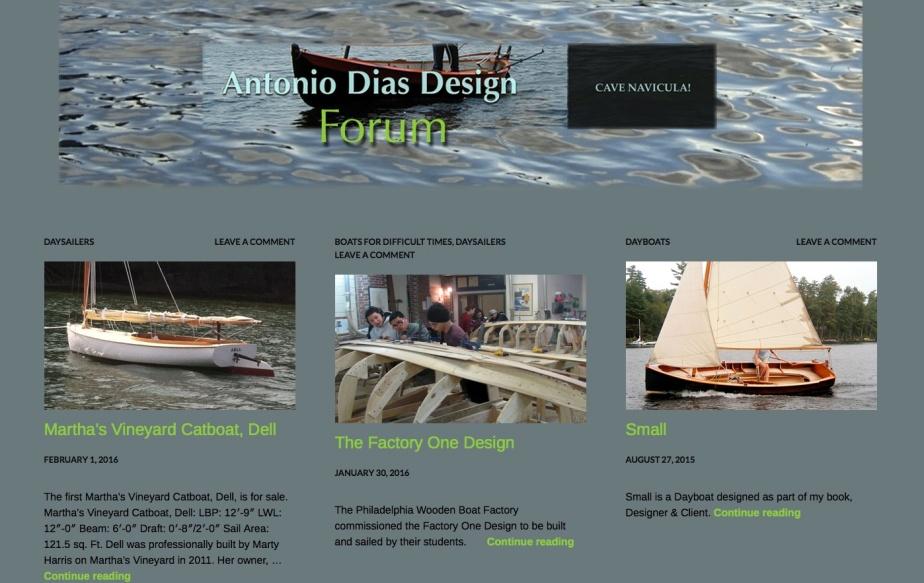 Dias Design Forum