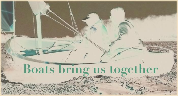 Boats-bring-us-together