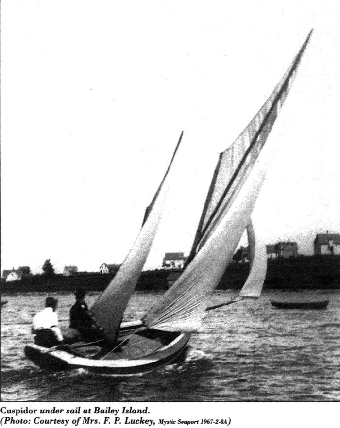 Hampton-Boat-Cuspidor-Sail