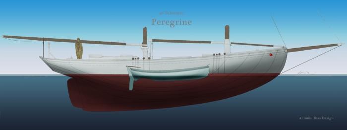 46-schooner-peapod-along