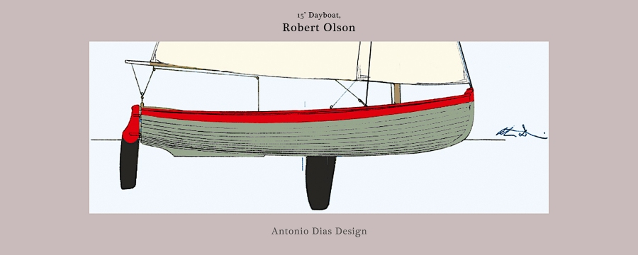 15′ Dayboat, Robert Olson