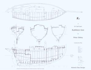 Kathleen Gee, Construction Plan Blueprint 2k
