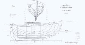 Kathleen Gee, Lines Plan Blueprint 2k