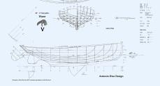Vixen Lines Plan profile & bplan