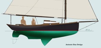 Vixen Sail Profile