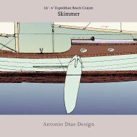 Skimmer, a 24.5' Expedition Beach Cruiser